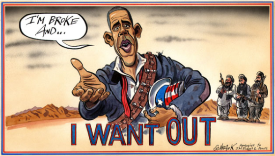 peter schrank obama want out