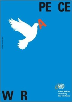 translating war into peace by Milani