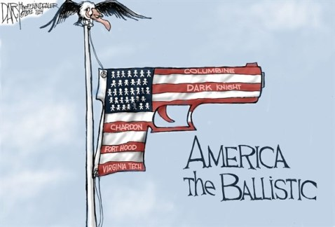 america the ballistic