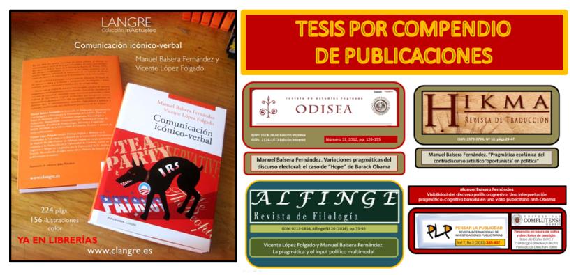 Comunicación icónico-verbal: tesis doctoral (PhD.Thesis)